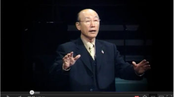 Free Video Transcript of Tabernacle Prayer with Dr. Cho